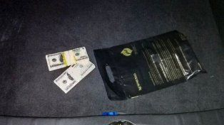 Hallaron 20 mil dólares ocultos en el baúl del auto del yerno del empresario asesinado