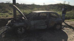 El cadáver del empresario español asesinado fue hallado calcinado en el interior de su auto.