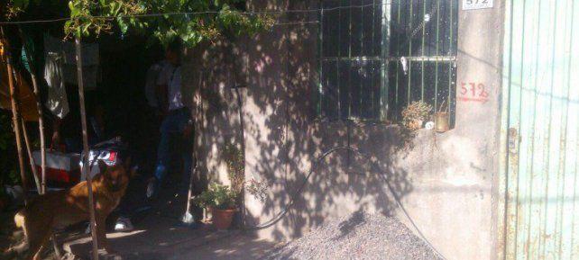 El cuerpo de la mujer fue hallado en su vivienda de calle Belgrano 572 de Capitán Bermúdez.
