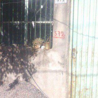 El cuerpo de la mujer fue hallado hoy en su vivienda de calle Belgrano 572 de Capitán Bermúdez.