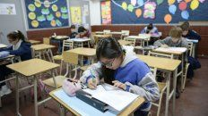 La titular de Educación garantizó el estado edilicio de las escuelas para el inicio de clases.