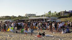 bikini, la playa top de punta del este que se mantiene a la vanguardia