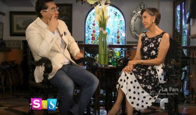 Florinda aseguró que Gómez Bolaños era mujeriego antes de que inicien la relación.