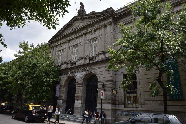 Teletubi se encuentra internado desde la madrugada del sábado y hoy fue imputado por un hecho cometido el 16 de diciembre pasado.