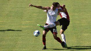 Amoroso participó en varias de las jugadas que generaron peligro en el arco cordobés.