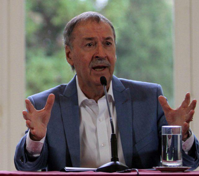 El gobernador de Córdoba