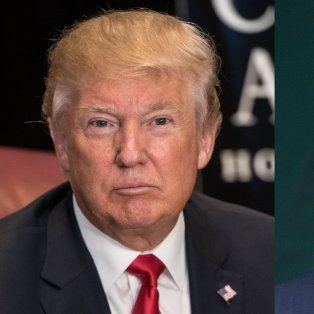 Los presidentes de Estados Unidos, Donald Trump, y México, Enrique Peña Nieto, acordaron no hablar el muro.