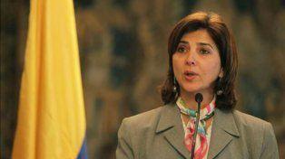 La canciller colombiana hizo declaraciones que resultaron ser ofensivas para los venezolanos.