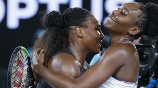 Las hermanas sean unidas. Serena obtuvo su título número 23.