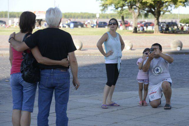 La ciudad suele recibir turistas de otras provincias los fines de semana y se busca profesionalizar los servicios receptivos.