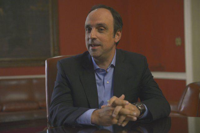 Crítico. Corral objetó a Monzó por pretender sumar a dirigentes peronistas a la alianza gobernante.