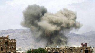 bombardeo de estados unidos en yemen deja 57 muertos, entre ellos 16 civiles