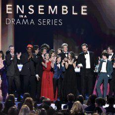 con fuertes criticas a trump, se entregaron los premios del sindicato de actores de hollywood