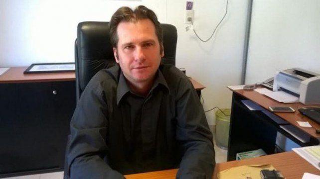 El cuerpo hallado en el río Paraná es del intendente de Villa del Rosario, Claudio Baldezari