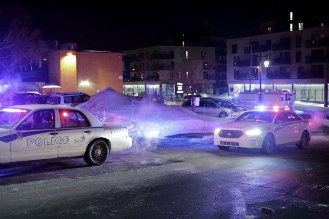 Seis muertos por un ataque a balazos en una mezquita de Canadá