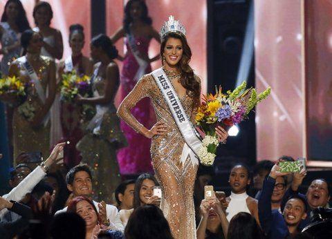 galardonada. Miss Francia tiene 24 años y estudia para ser dentista.