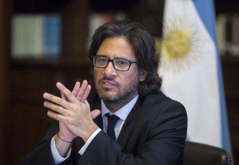 El ministro de Justicia y Derechos Humanos