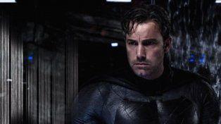 Ben Affleck no será el director de Batman pero sí el protagonista