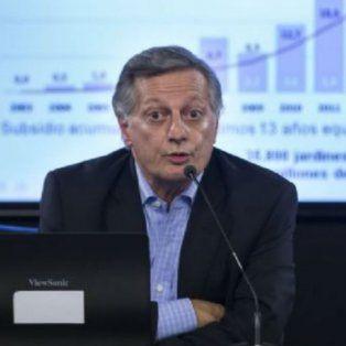 El ministro de Energía anunció el aumento en la tarifa de luz.
