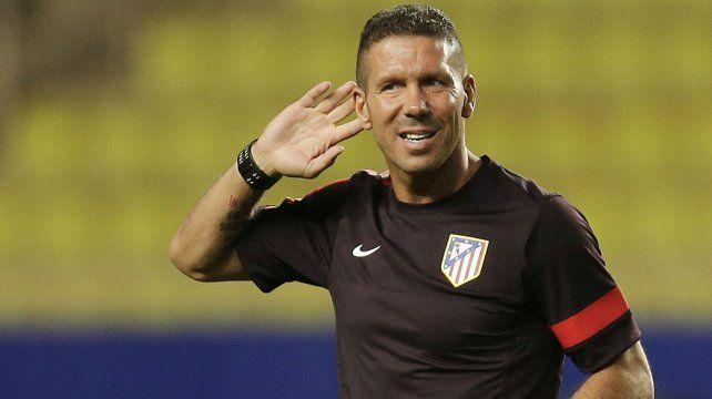 El actual DT de Atlético Madrid