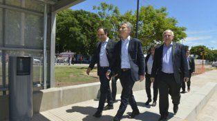 Macri se asoma y Lifschitz envía señales en medio de la crisis hídrica