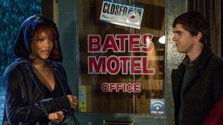 Revelan las primeras imágenes de Rihanna que será Marion de Psicosis en la serie Bates Motel