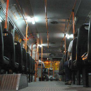 La tarifa del transporte urbano podría discutirse en marzo.
