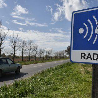 Los radares deben estar autorizados para poder librar multas.
