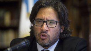 Frontal. Garavano descalificó los dichos del ex carapintada.