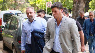 El abogado penalista Marcos Cella fue detenido en una causa por asesinato.