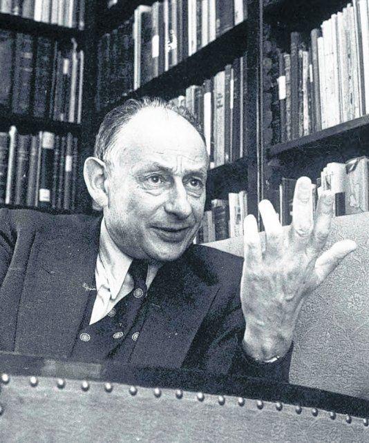 Gershom Scholem.