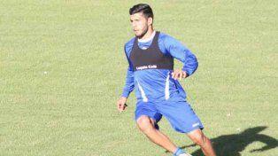 Buen manejo. Gudiño fue uno de los jugadores destacados en Atlético de Rafaela.