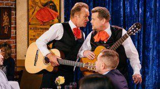 El día que Sting fue mozo y ganó la batalla de cantantes en televisión