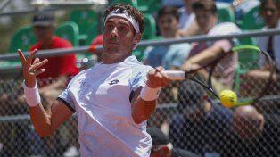 Lorenzi barrió a Pella en tres sets y puso al frente a Italia en la  serie de la Copa Davis