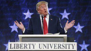 Trump toma una pastilla que produce desde confusión mental hasta la disfunción sexual