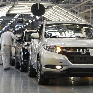 Repunte. Además de la producción, las ventas crecieron 6,7% en enero.