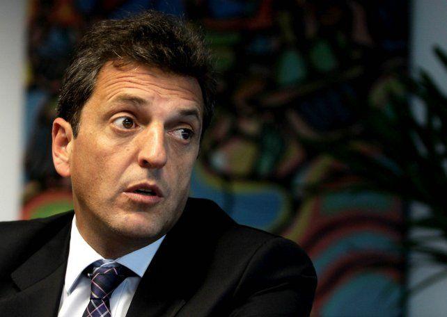 Filoso. Massa afirmó que las decisiones de Macri siguen perjudicando a millones de argentinos.