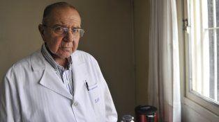 Falleció Eduardo Gallo, expresidente y dirigente histórico de Newells