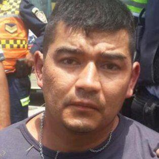 Diego Alberto Loscalzo, alias El Chino, fue detenido por la Policía Caminera de Córdoba.