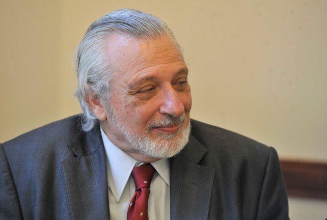 Silberstein. El ministro de Justicia.