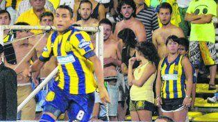 Carrizo está muy cerca de volver a vestir la camiseta de Rosario Central