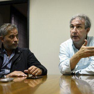 Navas y Edwards son los defensores de Cella y cuestionan la tesis de la Fiscalía.