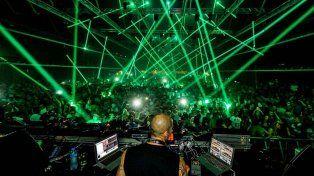 Este fin de semana se realizará una fiesta electrónica en Rosario.