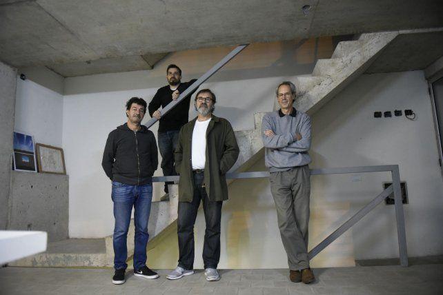 Arquitectos rosarinos premiados en bienal de arquitectura. Gerardo Caballero