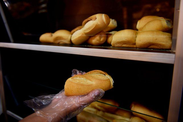 Elemento básico. Las panaderías locales no acusan todavía un cambio sensible en las conductas de compra.