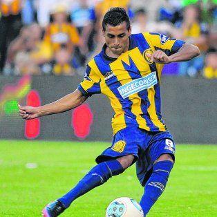 Conocido. Carrizo tiene contrato en Boca hasta diciembre pero no es tenido en cuenta. En Central creen que puede aportar mucho.