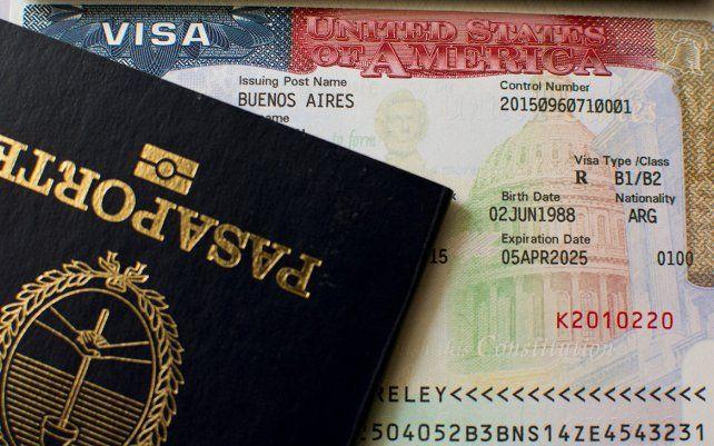 Estados Unidos podría pedir las claves de las redes sociales de los solicitantes de visas
