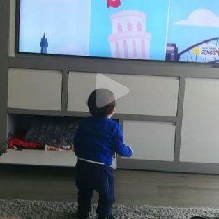 el tierno video del hijo de messi aprendiendo ingles ya sumo 7 millones de vistas en instagram