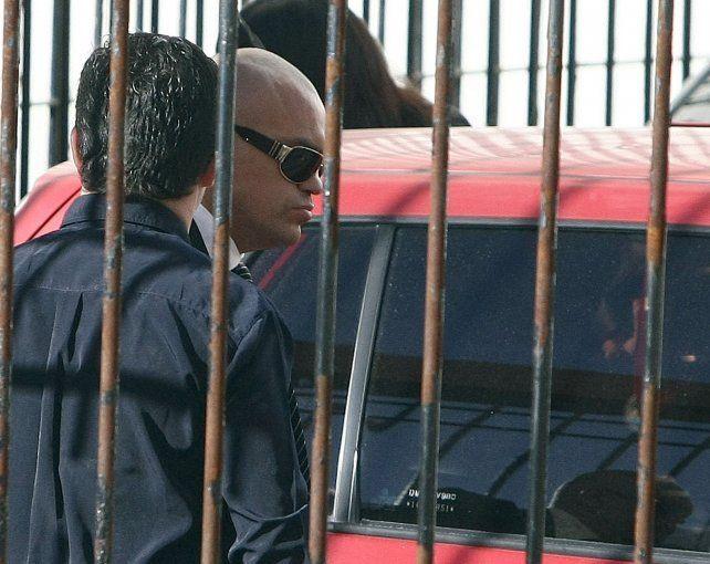 La Hiena Barrios quedó en libertad hoy por una decisión de la Justicia de Mar del Plata.