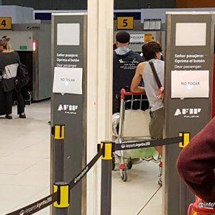 implementan sistema selectivo de control de equipaje en  aeropuertos internacionales